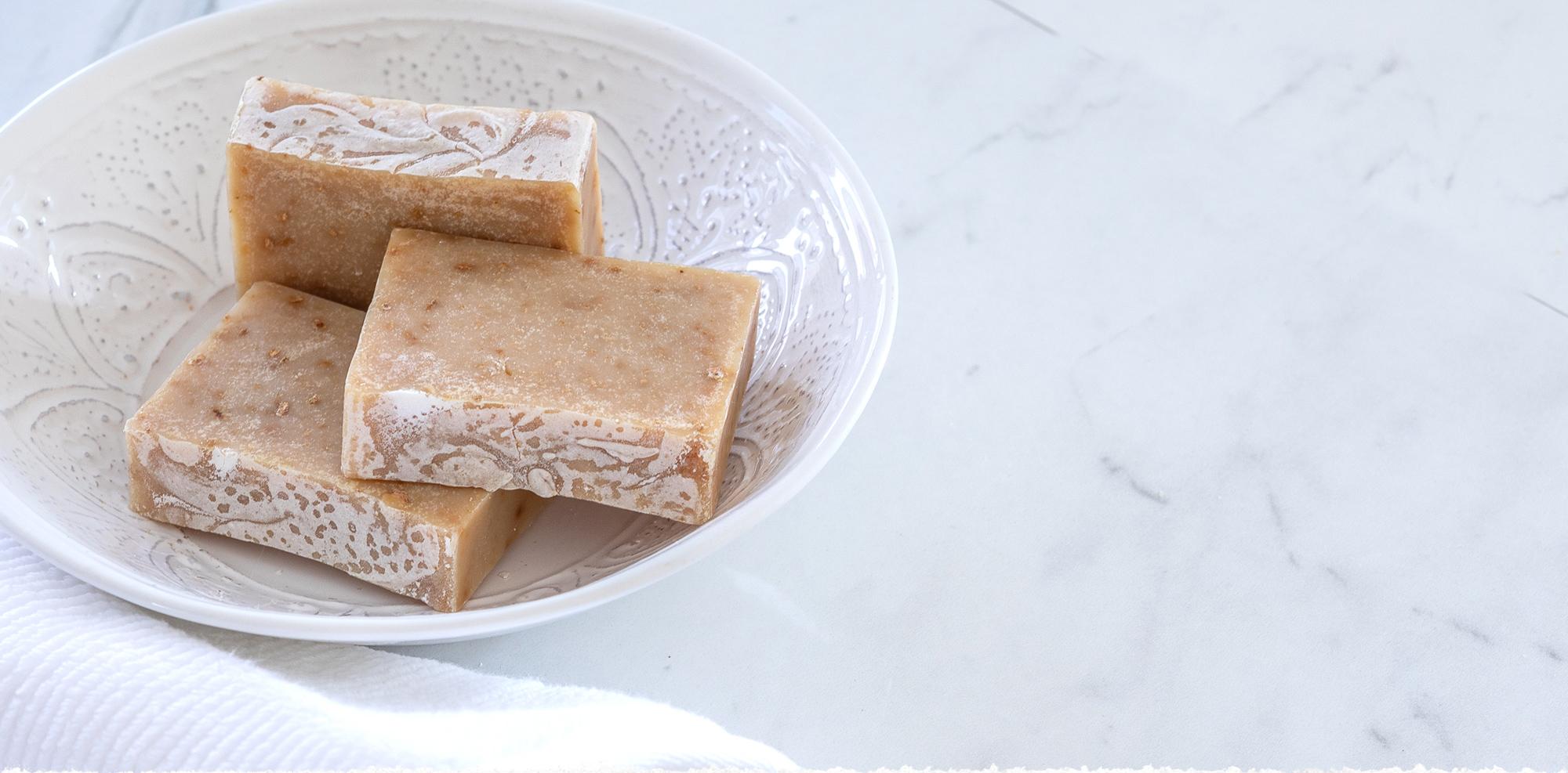 Organic Lavendar Goat Milk Soap