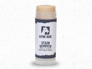 Alpine Made Goat Milk Soap Stain Remover Stick