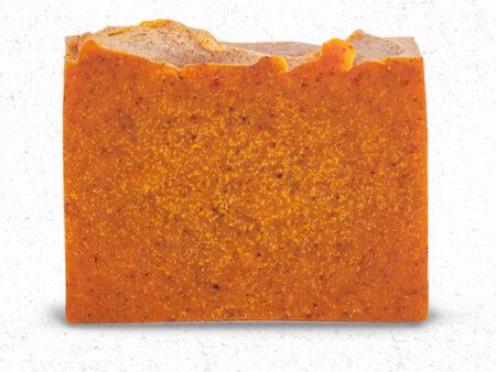 Pumpkin Spice Organic Goat Milk Soap from Alpine Made