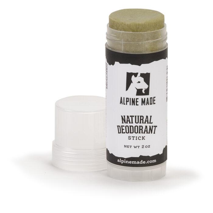 Alpine Made Goat Milk Soap Deodorant
